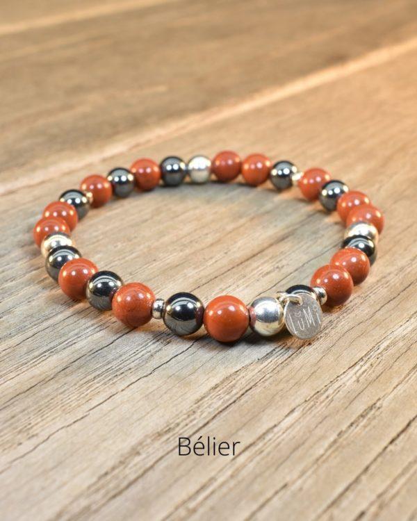 bracelet pierres semi précieuses saint Tropez