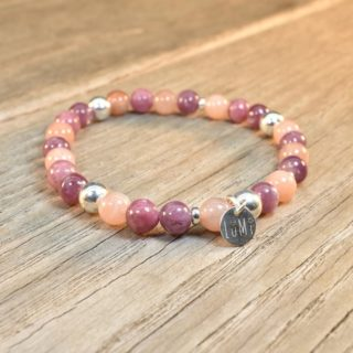 balance bracelet pierres naturelles