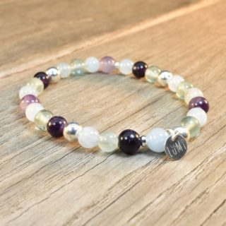 poisson bracelet pierres lumi