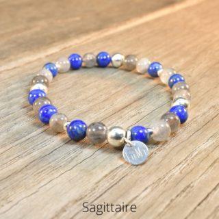 bracelet sagittaire lumi