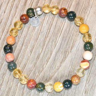 acceptation pierres bracelet lumi créations saint tropez