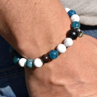 bracelet gémeaux homme lumi saint tropez