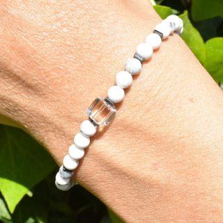 howlite bracelet saint tropez
