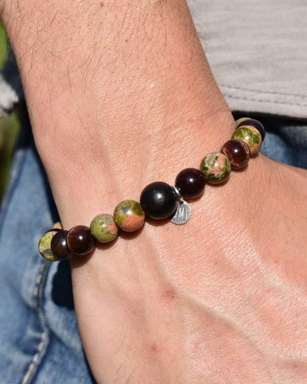 bracelet signe scorpion lumi