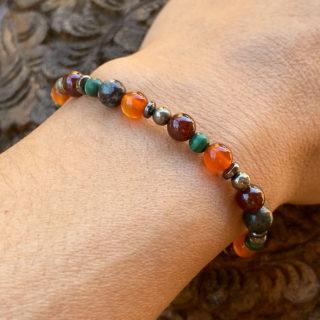 Règles douloureuses bracelet lumi créations