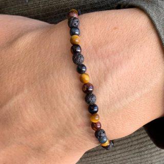 bracelet protection femme 4mm