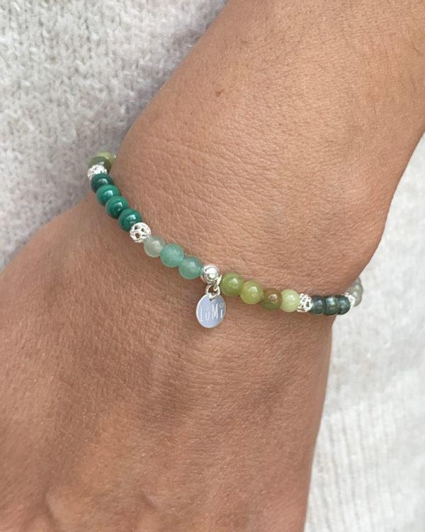 chakra du coeur bracelet guérison